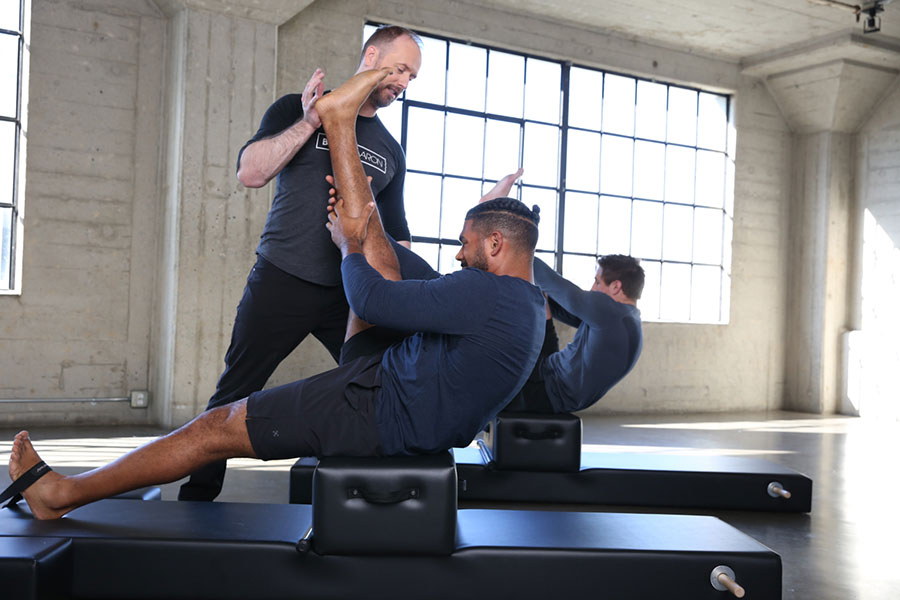 Men On Floor