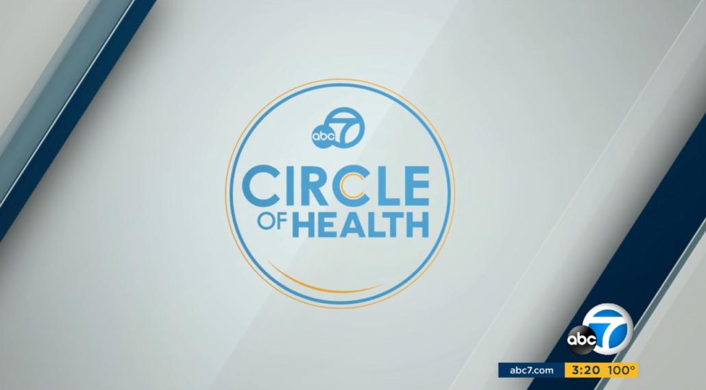 Circle of Health ABC 7 logo
